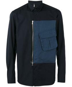 Oamc | Zipped Cargo Pocket Shirt Size Medium