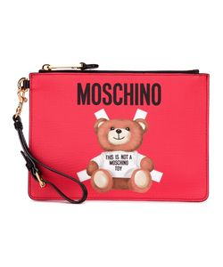 Moschino | Toy Bear Paper Cut Out Clutch