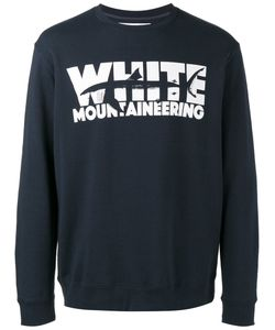 White Mountaineering | Shark Print Sweatshirt