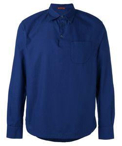 Barena | Half-Placket Shirt 48