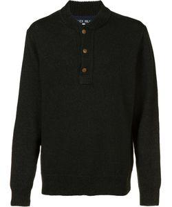 Alex Mill | Buttoned Jumper Small Cotton