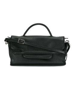 Zanellato | Fold-Over Closure Crossbody Bag