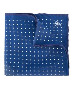 Canali   Dots Pattern Pocket Square