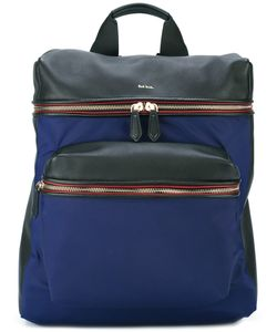 Paul Smith Jeans | Front Pocket Structured Backpack