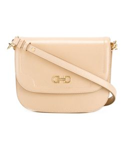 Salvatore Ferragamo | Gancio Flap Shoulder Bag