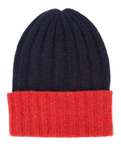 The Elder Statesman | Colour Block Beanie Adult Unisex