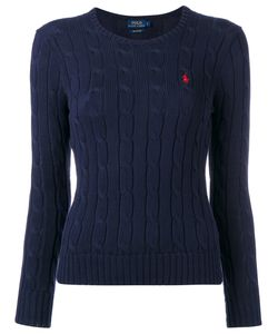 Polo Ralph Lauren | Logo Cable-Knit Sweater Size Small