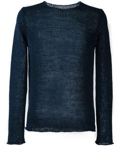 Roberto Collina | Maglia Girocollo Knitted Jumper Size 50
