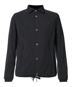 Herno | Drawstring Hem Buttoned Jacket 52