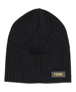 Fendi | Classic Knitted Beanie Hat