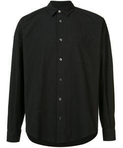 Robert Geller   Plain Shirt 48