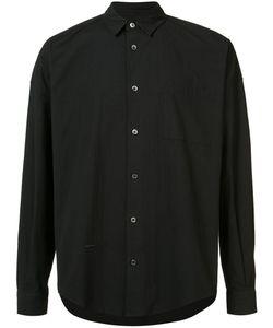 Robert Geller   Plain Shirt 46