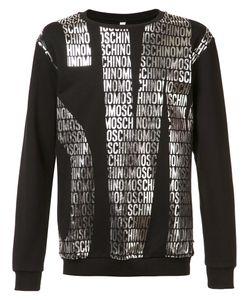 Moschino | Logo Sweatshirt Xl Cotton