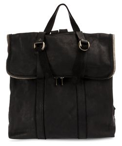 Guidi | Foldover Top Backpack
