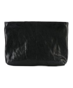 The Last Conspiracy | Small Waxed Clutch Cotton/Horse