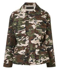 Alexandre Vauthier | Camouflage Jacket Size 42