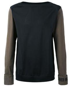 Juun.J   Slogan Cuff And Neck T-Shirt Size 48