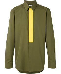 Givenchy | Contrast Band Shirt Men 40