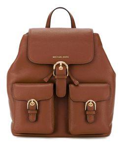 Michael Michael Kors | Buckled Backpack