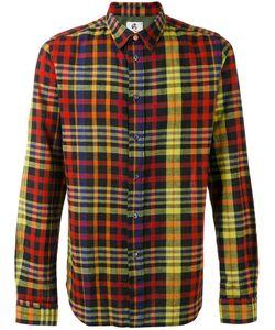 PS Paul Smith | Ps By Paul Smith Plaid Shirt Size Medium