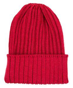 Kijima Takayuki   Ribbed Beanie Hat