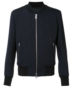 AMI Alexandre Mattiussi | Zipped Bomber Jacket Size Xl