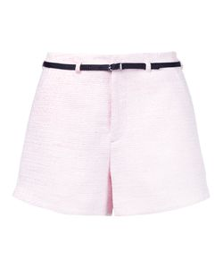 Loveless | Belted Shorts Women 9