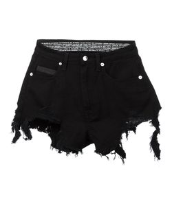 Marcelo Burlon County Of Milan | Alin Distressed Shorts