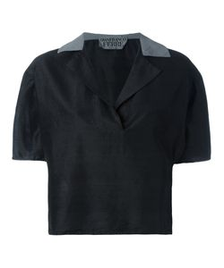 Gianfranco Ferre Vintage | Cropped Shirt 40