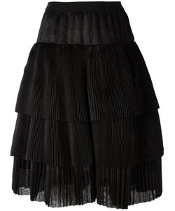 Sara Lanzi | A-Line Tiered Skirt
