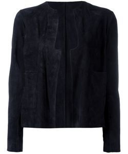 Salvatore Santoro | Suede Jacket 44