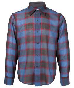 Facetasm | Plaid Longsleeve Shirt 5