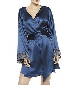 La Perla | Maison Silk Satin Short Robe