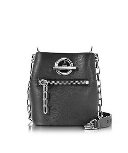 Alexander Wang | Riot Refined Pebble Leather Crossbody Bag
