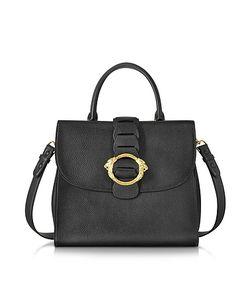 Roberto Cavalli | Leather Tote Bag
