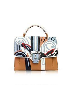 Paula Cademartori | Petite Faye Leather Satchel Bag