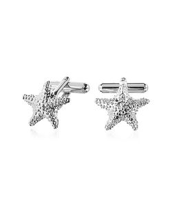 Forzieri | Old Style Starfish Cufflinks