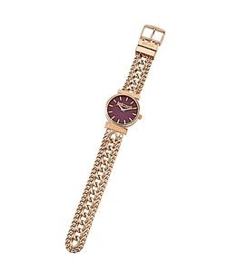 Just Cavalli | Just Couture Rose Tone Watch