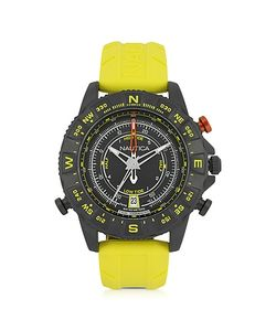 Nautica   Nsr 103 Tide Compass Stainless Steel Case And Rubber