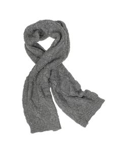 Paul Smith | Mens Cable Knit Wool Blend Scarf