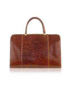 Chiarugi   Handmade Genuine Italian Leather Business Bag
