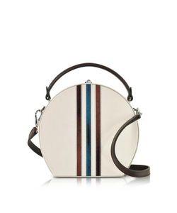 Bertoni | Pergamena Leather Bertoncina Satchel Bag