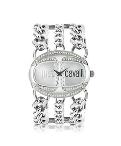 Just Cavalli | Trinity Collection Chain Bracelet Watch