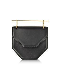 M2malletier | Amor Fati Leather Shoulder Bag