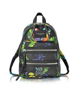 Marc Jacobs | Parrot Printed Biker Mini Backpack