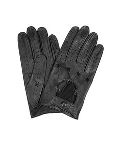 Forzieri | Italian Leather Driving Gloves