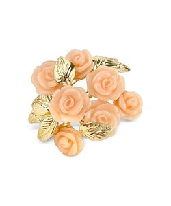 AZ Collection   Roses Brooch