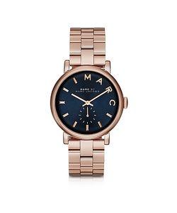 Marc by Marc Jacobs | Baker Bracelet 36mm Navy Dial Watch