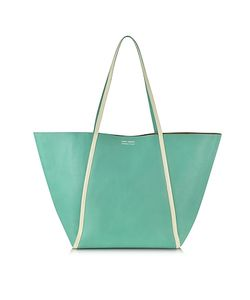 Linda Farrow | Pale Ayers And Calf Leather Tote