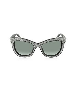 Jimmy Choo | Flash/S F18hd Glitter Sunglasses